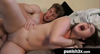 Young Brat Kylie Quinn Stalked, Tied &amp_ Fucked