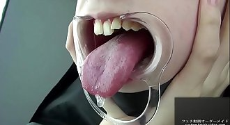 Slaver Tongue Fetish