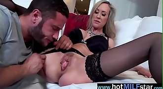Big Hard-on Fill Right In Wet Pussy Of Hot Milf (brandi love) video-13