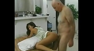 Old Dude Gets an Japanese Workout - Callmepanty.com