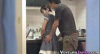 Japanese housewife fucked