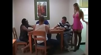 Beautiful submissive wife taken to task Watch part 2 at wifesharedoncam dot com
