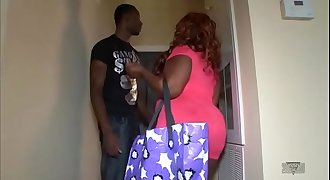 Scene 1 From Big-Um-Fat Black Cranks 11 - Jazzie Que