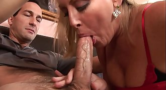 Hot Young Big Booty MILF Lets Her Husband Creampie Her For A Democratic Vote -