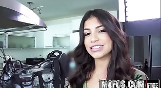 The Sex Scout - Veronica Rodriguez'_s Sloppy Blowjob starring  Veronica Rodriguez
