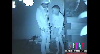 JK voyeur video The shop where a high school chick who is showing pants on the other side of Magic Mi