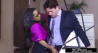 Beautiful Priya Price Gets Pounded At Work